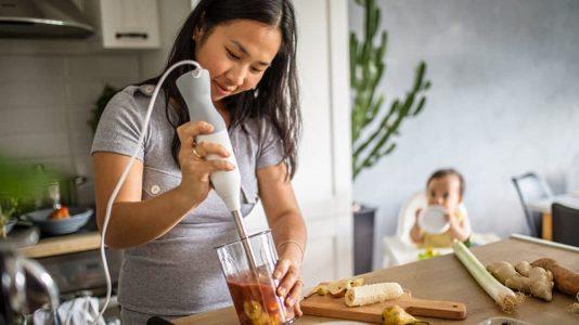 كيف تصنع طعام الأطفال
