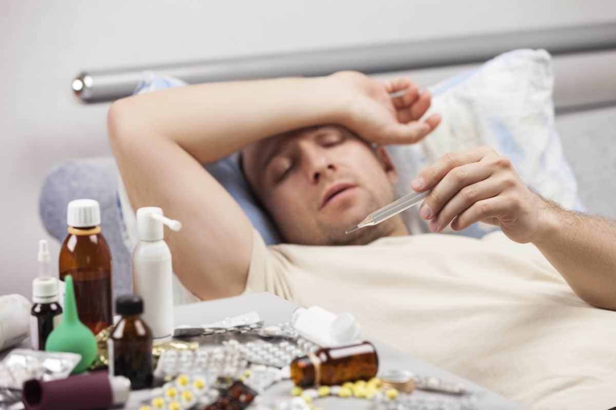 علاج البرد في الجسم والعظام