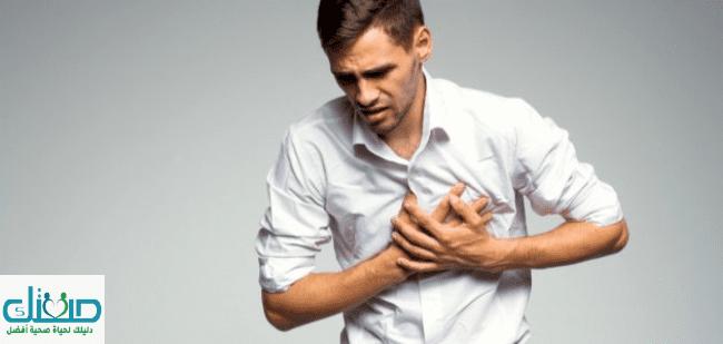 نغزات بالصدر جهة اليسار وكيف يتم علاجها وما هي اهم الاسباب