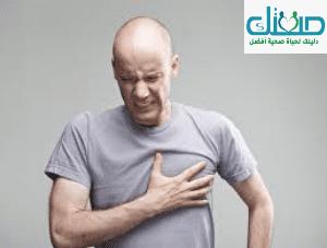 نغزات في الثدي الأيسر والكتف
