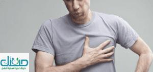 ما هي نغزات في الثدي الأيسر والكتف