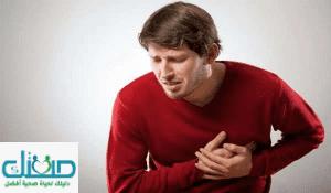ما هي اضرار القولون العصبي على القلب