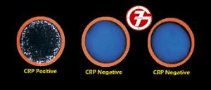 تحليل crp النسبة الطبيعية